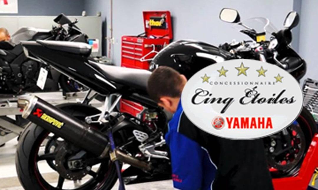 FR - 5 étoiles Yamaha