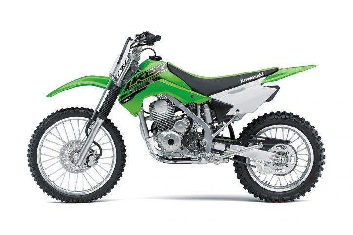 2021 Kawasaki KLX140RL