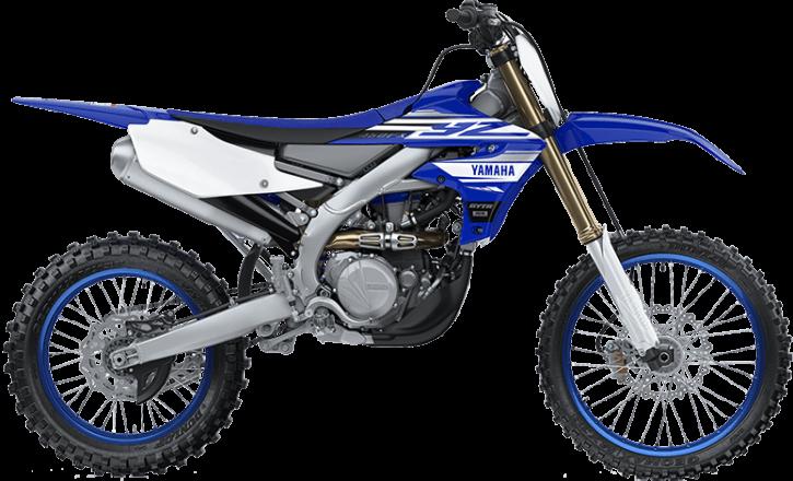 Yamaha YZ450x 2019
