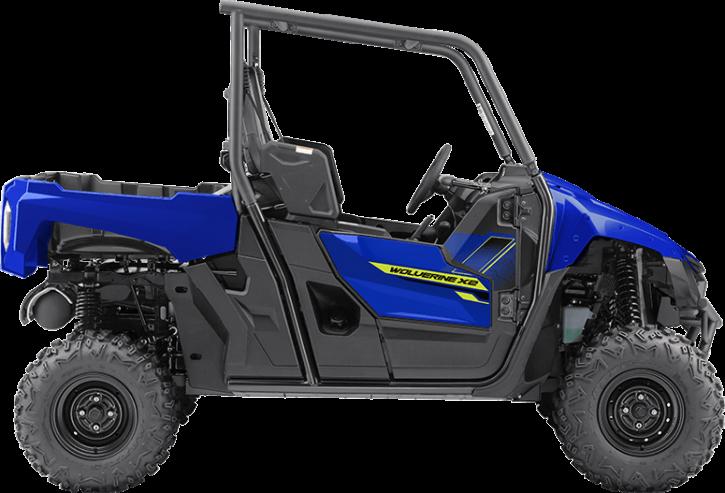 Yamaha WOLVERINE X2 DAE 2020