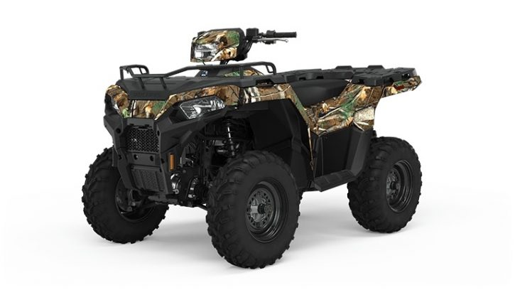Polaris Sportsman 570 EPS CAMO 2021
