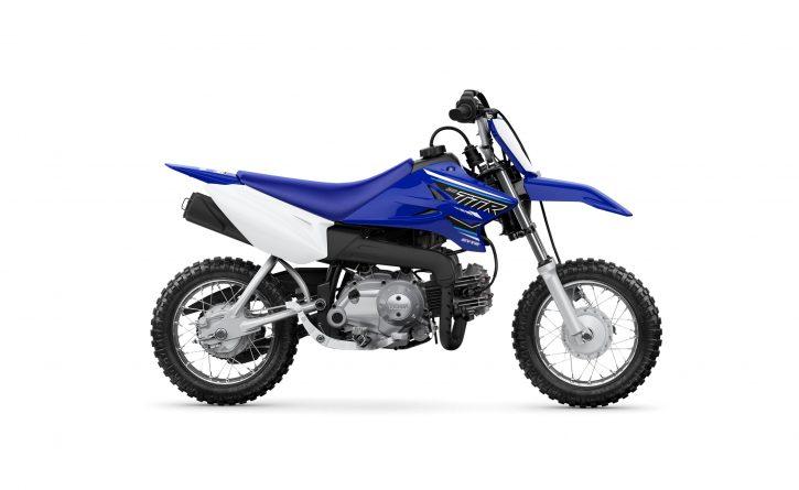 Yamaha TT-R50E 2021