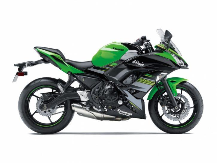 Kawasaki Ninja 650 ABS KAWASAKI RACING TEAM 2018