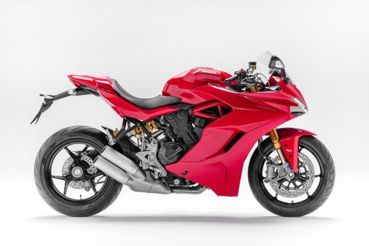 Ducati SuperSport S 2021