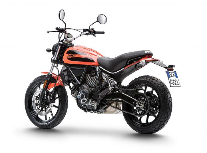 Ducati Ducati Scrambler SIXTY2 2020