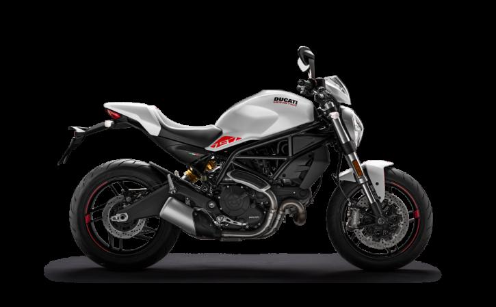 Ducati Monster 797 PLUS 2019