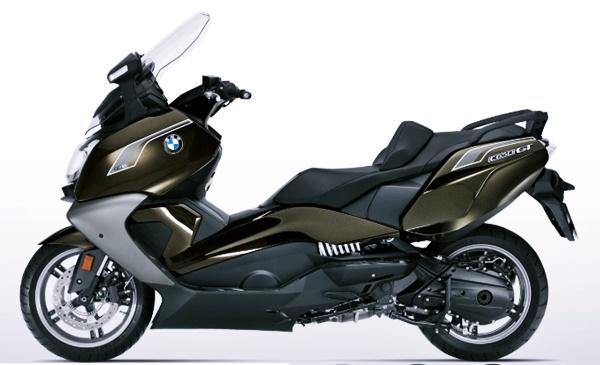BMW C650GT 2021
