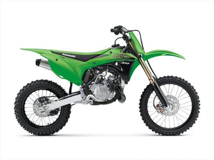 Kawasaki KX100 2020