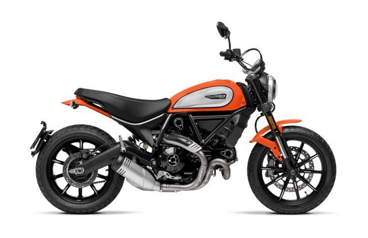 Ducati Scrambler ICON 2020