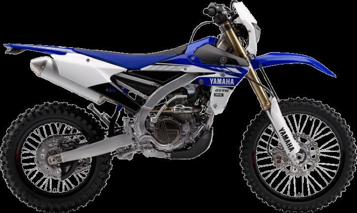 Yamaha WR450 2019