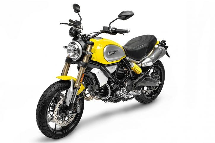 2019 Ducati Scrambler 1100 Motorcycle Nadon Sport