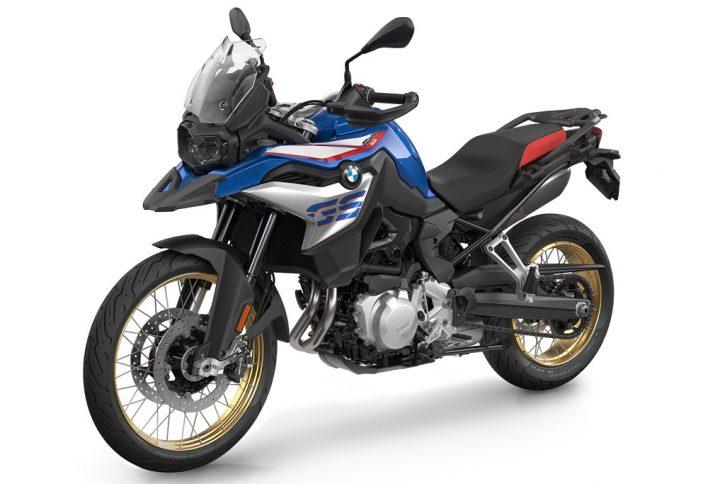 BMW F850GSA 2021