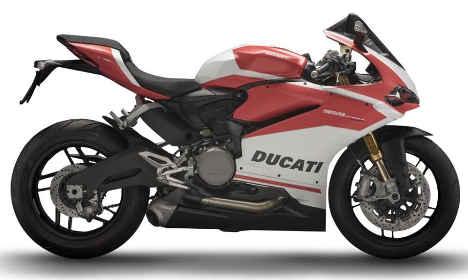 2019 Ducati Panigale 959 S Corse Motorcycle Nadon Sport