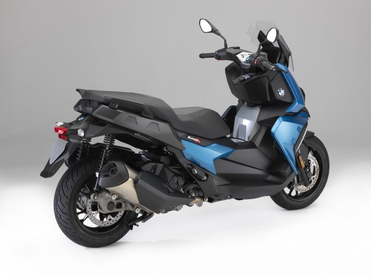 2019 Bmw C400x Motorcycle Nadon Sport