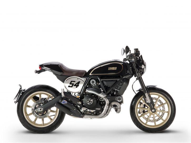 Ducati Scrambler CAFE RACER 2018