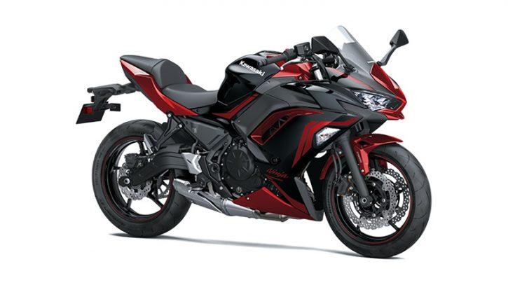 2021 Kawasaki Ninja 650 ABS
