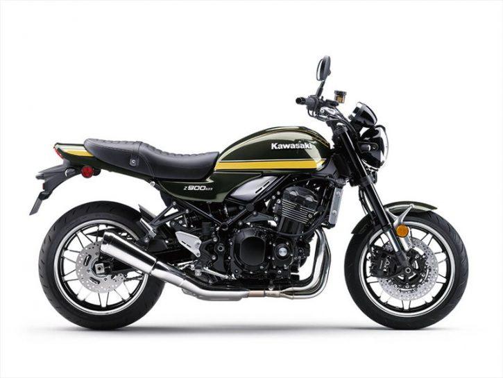 Kawasaki ZR900RS  2020