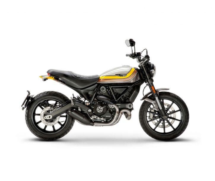 Ducati Scrambler MACH 2.0 2018