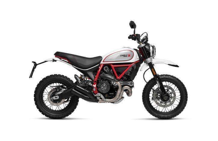 Ducati Scrambler DESERT SLED 2020