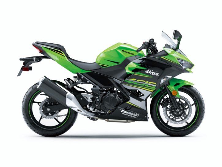 Kawasaki Ninja 400 ABS KAWASAKI RACING TEAM 2020