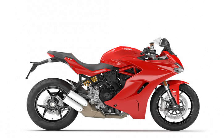 Ducati Super Sport 2018