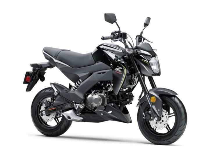 Kawasaki Z125 PRO 2019