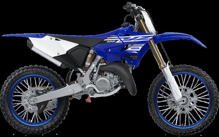 Yamaha YZ125 2 temps 2019