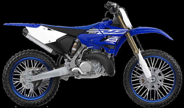 Yamaha YZ250X 2 temps 2019