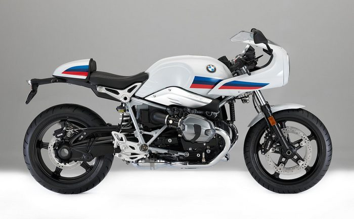 BMW R NINE T RACER 2019