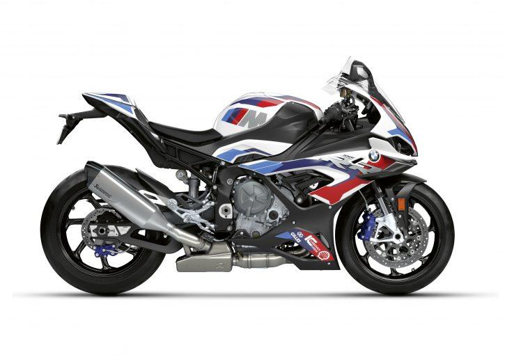 2021 BMW S1000RR Édition M
