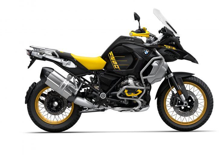 2021 BMW R1250GSA