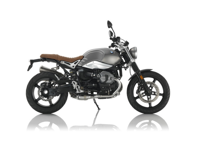 BMW R NINE T SCRAMBLER 2019