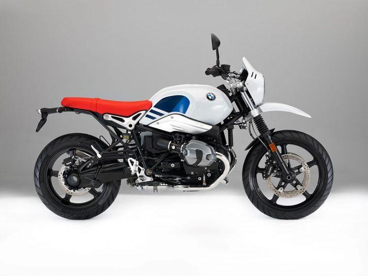 BMW R NINE T URBAN GS 2020