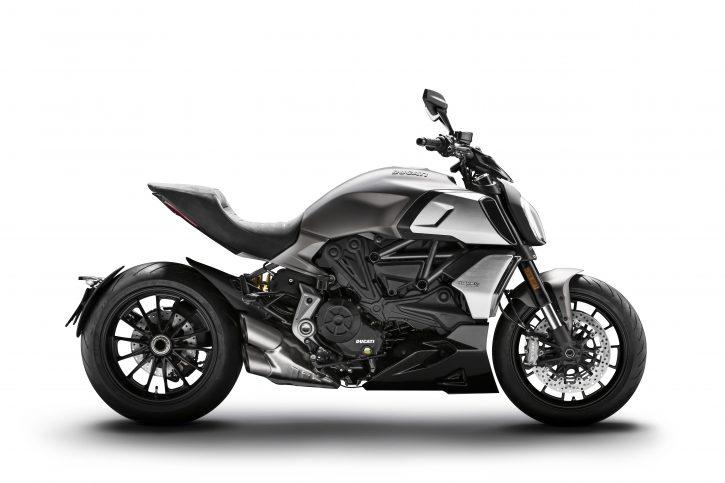 Ducati Diavel 1260 2021