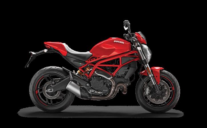 Ducati Monster 797 PLUS 2020
