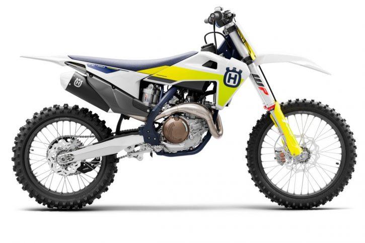 2021 Husqvarna FC450
