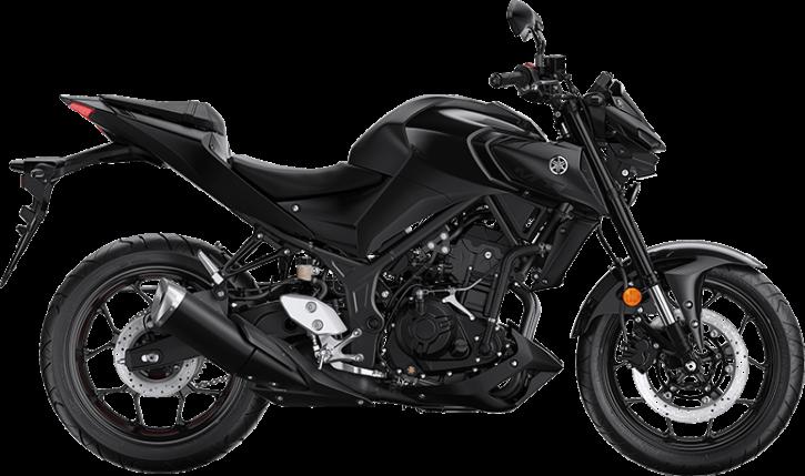 Yamaha MT03 2020