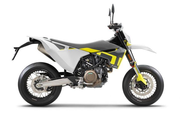 Husqvarna 701 Super moto 2020