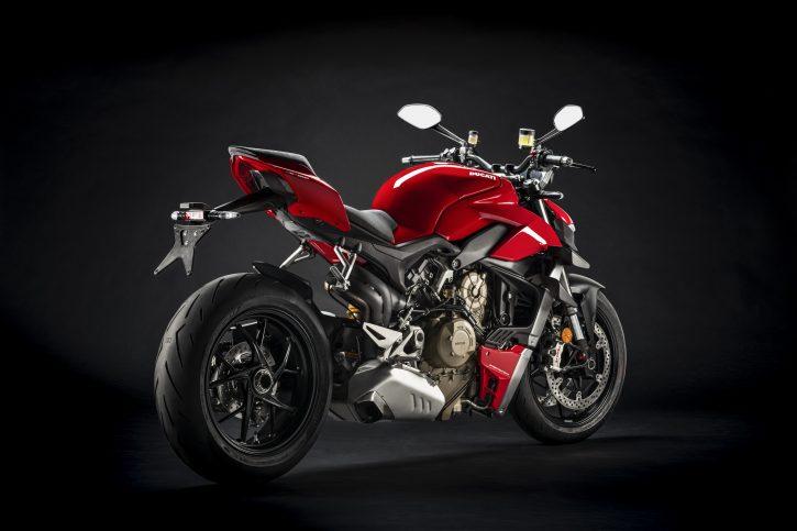 Ducati Streetfighter V4 2021