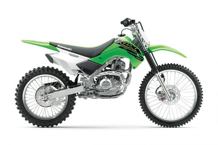 Kawasaki KLX140R 2021
