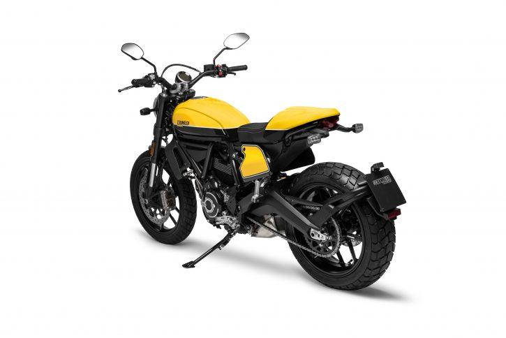 Ducati Scrambler Full Throttle 2021