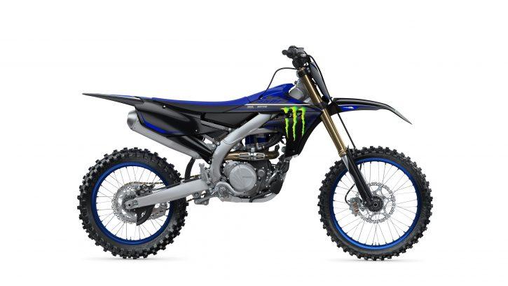 Yamaha YZ450F Monster energy 2021