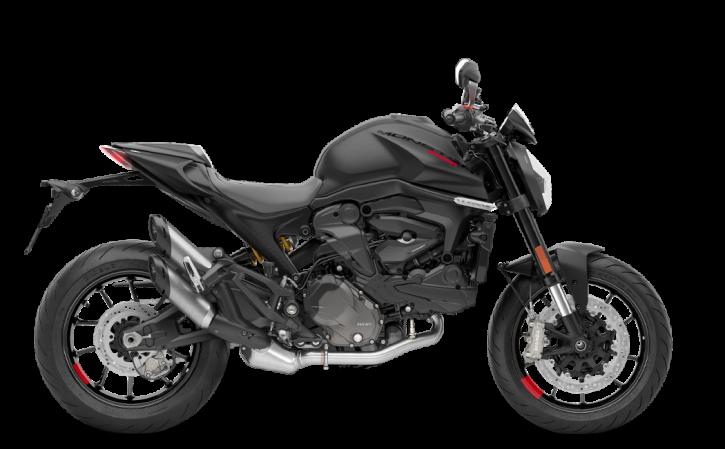 Ducati Monster Plus 2021